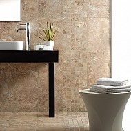 Travertine Contrafalda Walnut