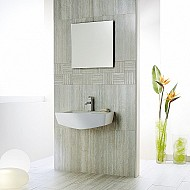 Travertine In Falda Silver
